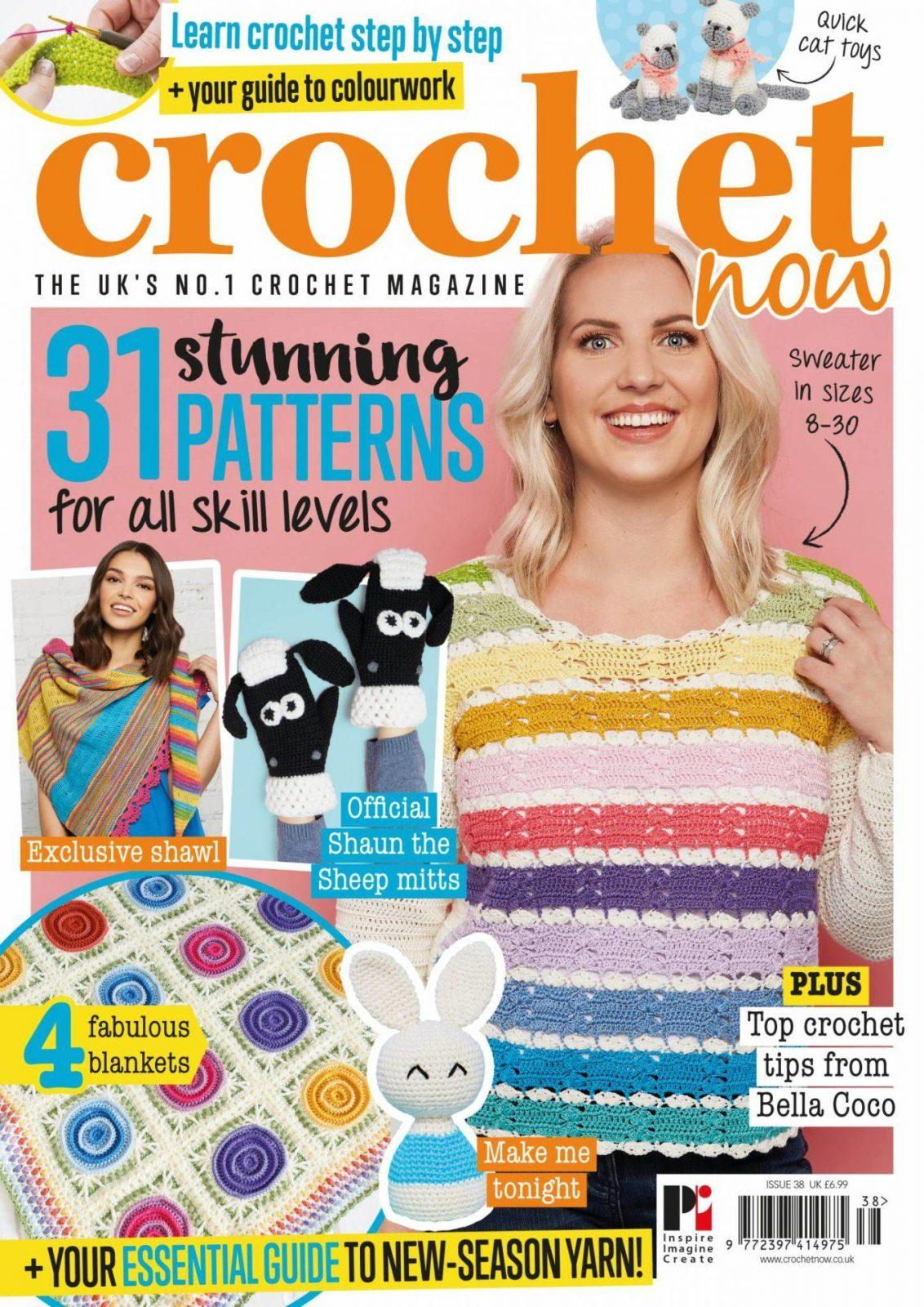 Crochet Now Issue 38